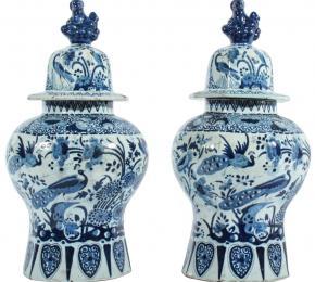 Vázy Delft