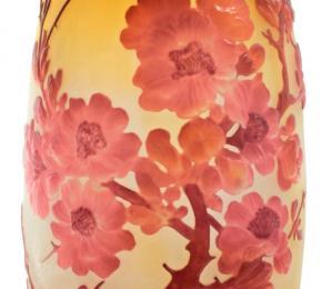 Váza Emil Gallé