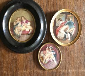 Sbírka erotických miniatur