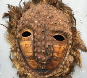 Africká maska