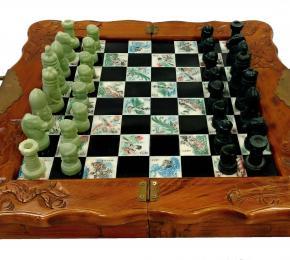 Jadeitové šachy