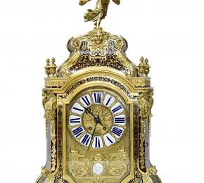 Velké hodiny de Boulle