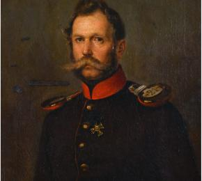 Ruský důstojník