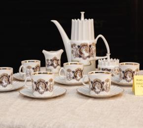 Čajový servis Aurelia