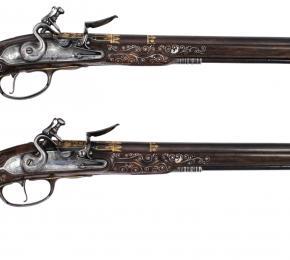 Párové pistole