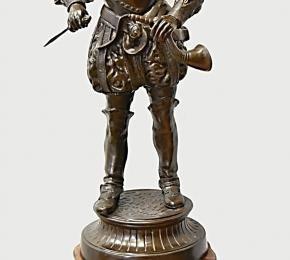 Bronzový rytíř