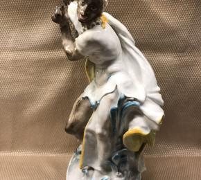 Míšeňská soška