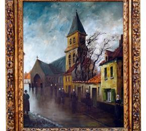 Podzimní náměstí