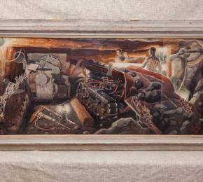 Obr. Důl Mír Karviná
