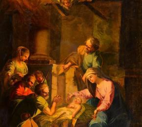 Jesličky v Betlémě