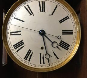 Precizní hodiny Lenzkirch