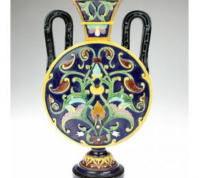 Majoliková váza