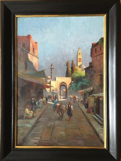 Ulice v Cařihradu